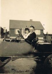 Doug's parents Gladys & Carl (1920)