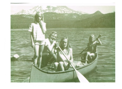 1960s Elk Lake, Oregon