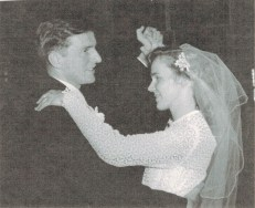 Doug and Ballard loved to dance (1952)
