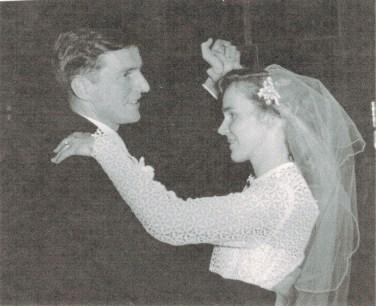Doug and Ballard loved to dance (1952)