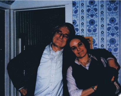 Me and dad 1979 - Arlington, VA